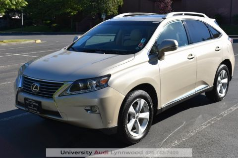 Pre-Owned 2013 Lexus RX 350 AWD 4D Sport Utility