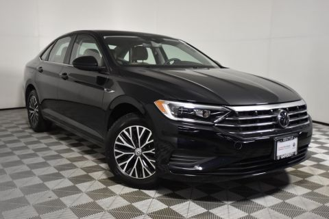 Certified Pre-Owned 2019 Volkswagen Jetta SEL FWD 4D Sedan