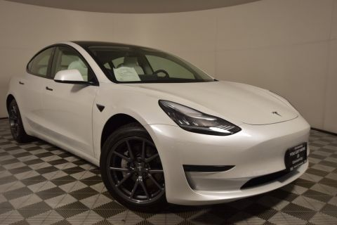Pre-Owned 2020 Tesla Model 3 Standard RWD 4D Sedan