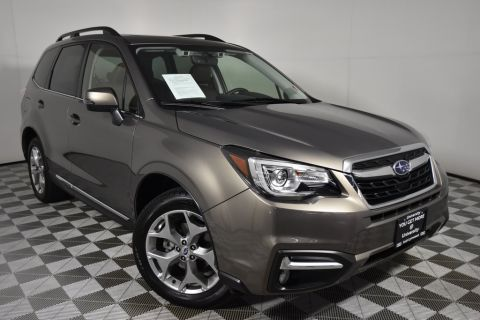 Pre-Owned 2018 Subaru Forester 2.5i Touring AWD 4D Sport Utility
